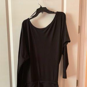 Casual long dress.